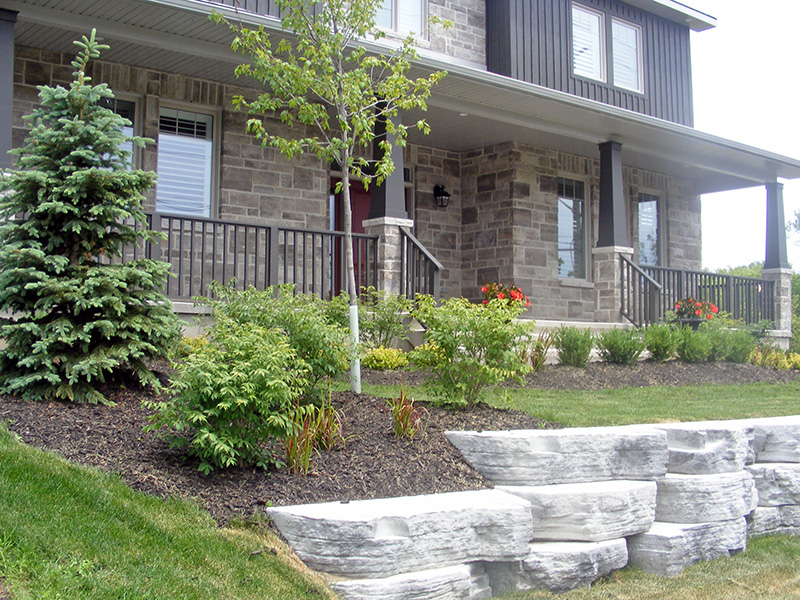 Bayridge Landscaping projects