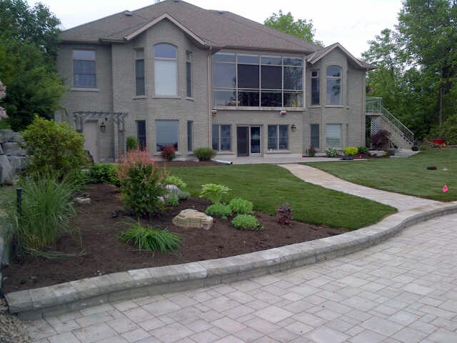 landscapers Kingston projects