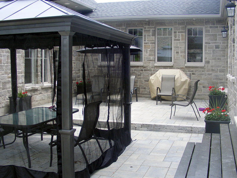 Stone Patio: May 30, 2014