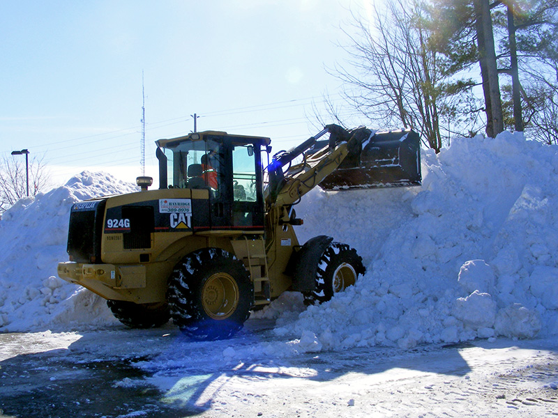 Snow Removal: January 14, 2014